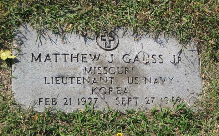 GAUSS, Matthew Johns (1927 - 1969)-GM1.jpg